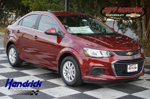 2018 Chevrolet Sonic for sale in Wilmington, NC