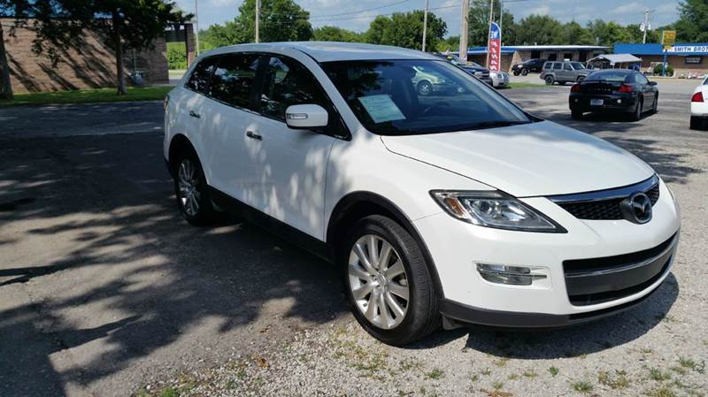 2008 mazda cx 9 awd grand touring 4dr suv in raymore mo victory lane auto. Black Bedroom Furniture Sets. Home Design Ideas