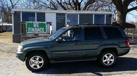 2003 Jeep Grand Cherokee for sale in Raymore, MO