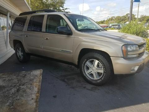 2004 Chevrolet TrailBlazer EXT for sale in Bonita Springs, FL