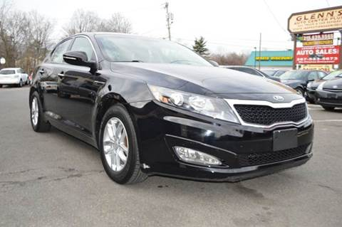 2013 Kia Optima for sale in Trevose, PA