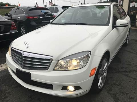 2011 Mercedes-Benz C-Class for sale in Trevose, PA