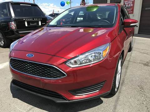 2016 Ford Focus for sale in Trevose, PA