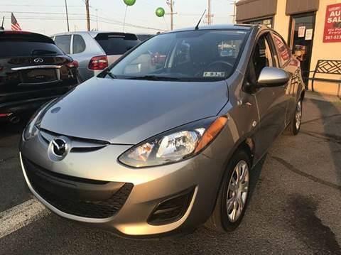 2012 Mazda MAZDA2 for sale in Trevose, PA