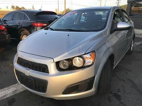 2015 Chevrolet Sonic for sale in Trevose, PA
