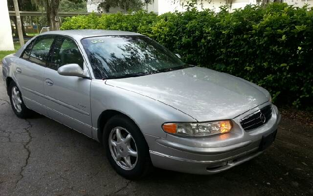 2000 Buick Regal Ls 4dr Sedan In Tampa Plant City Lutz The