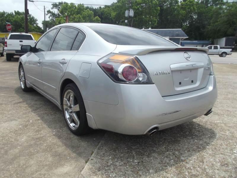 2007 Nissan Altima 2.5 S 4dr Sedan (2.5L I4 CVT) - Cleveland TX