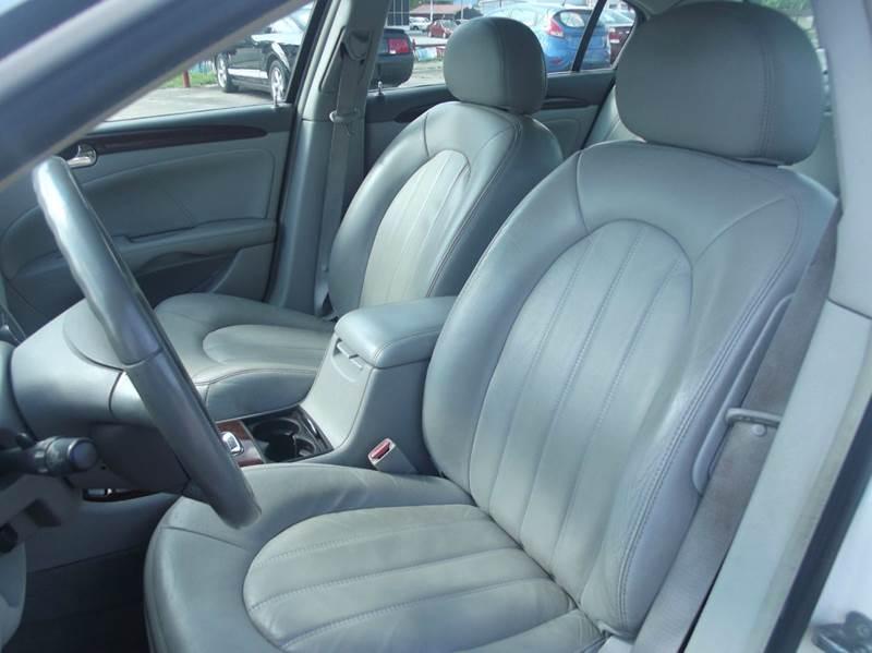 2008 Buick Lucerne CXL 4dr Sedan - Cleveland TX