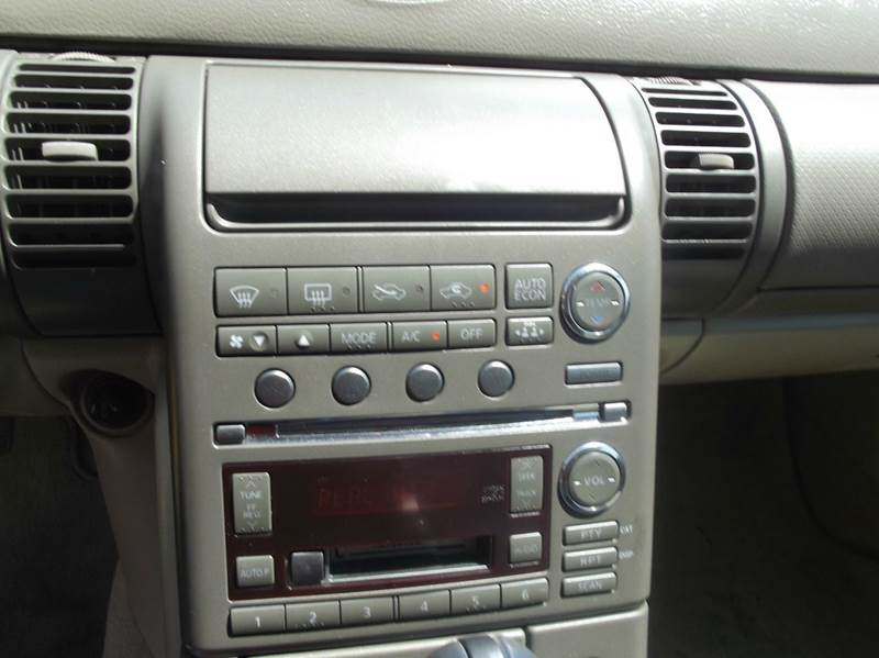 2004 Infiniti G35 AWD 4dr Sedan w/Leather - Cleveland TX