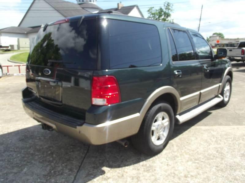 2004 Ford Expedition Eddie Bauer 4dr SUV - Cleveland TX