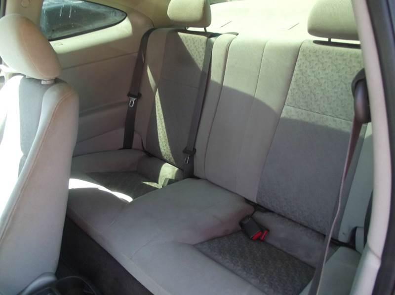 2008 Chevrolet Cobalt LS 2dr Coupe - Cleveland TX