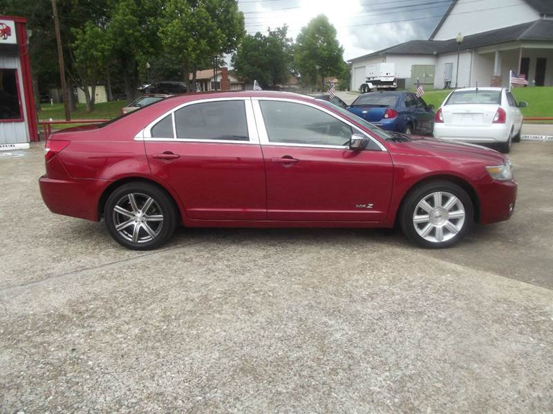 2007 Lincoln MKZ AWD 4dr Sedan - Cleveland TX