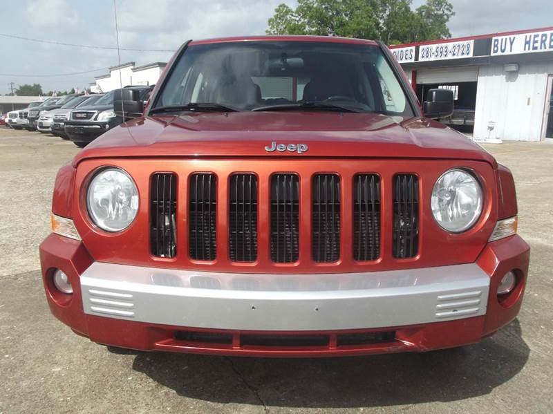 2010 Jeep Patriot Limited 4dr SUV - Cleveland TX