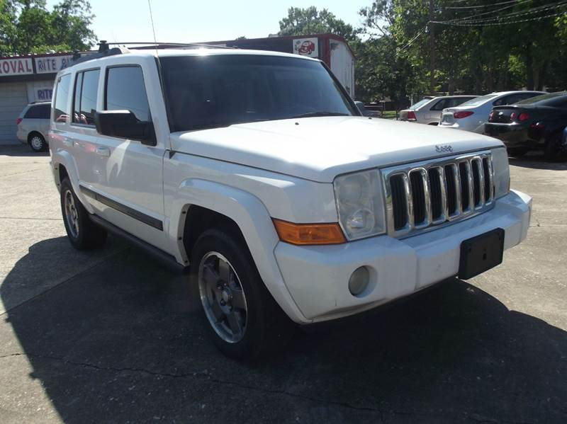 2007 Jeep Commander Sport 4dr SUV 4WD - Cleveland TX