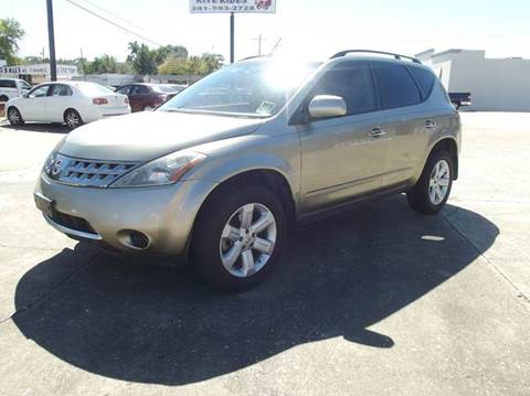 2007 Nissan Murano for sale in Cleveland, TX