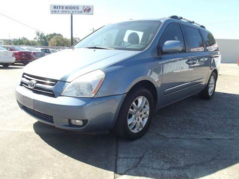 2007 Kia Sedona for sale in Cleveland, TX