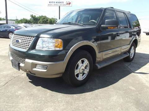 2004 Ford Expedition for sale in Cleveland, TX