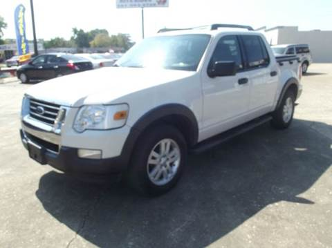2009 Ford Explorer Sport Trac for sale in Cleveland, TX