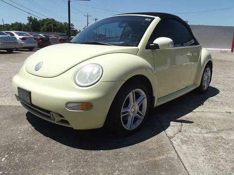 2005 Volkswagen New Beetle for sale in Cleveland, TX