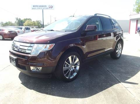 2009 Ford Edge for sale in Cleveland, TX