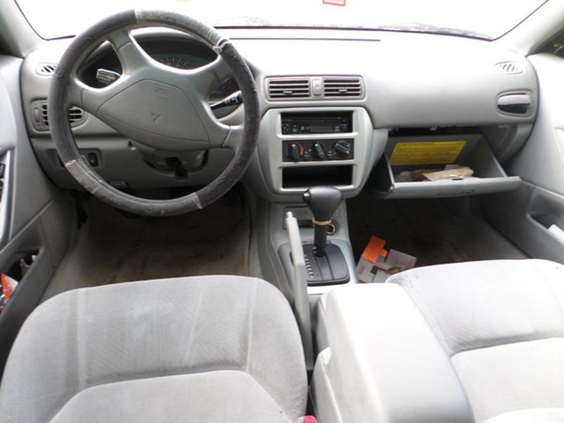 2002 Mitsubishi Galant ES 4dr Sedan - Waterbury CT