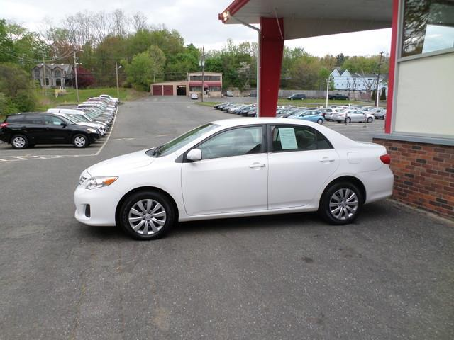 2013 Toyota Corolla LE 4dr Sedan 4A - Waterbury CT