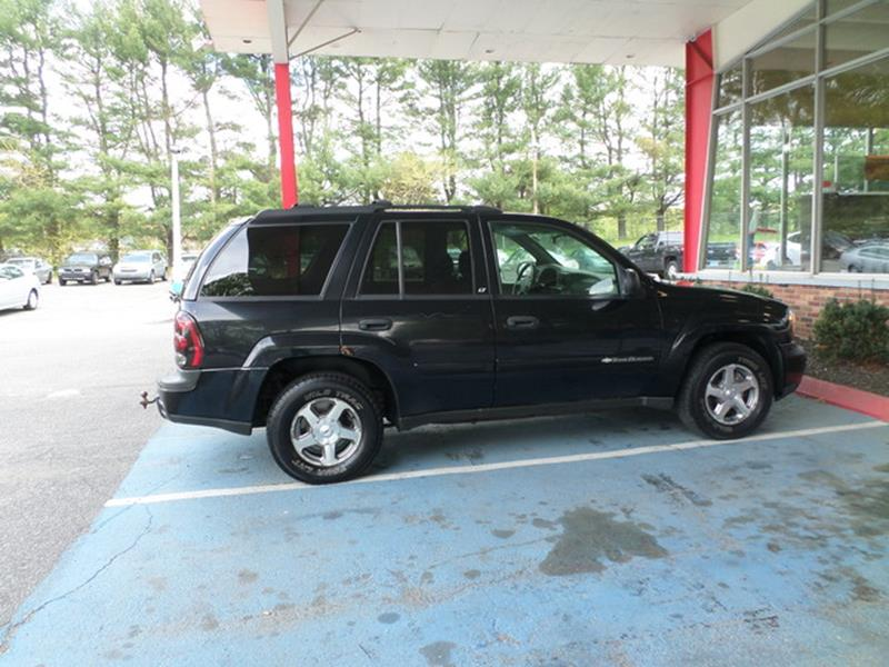 2003 Chevrolet TrailBlazer LT 4WD 4dr SUV - Waterbury CT