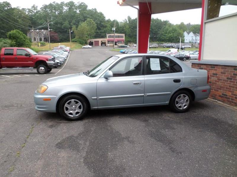 2003 Hyundai Accent GL 4dr Sedan - Waterbury CT