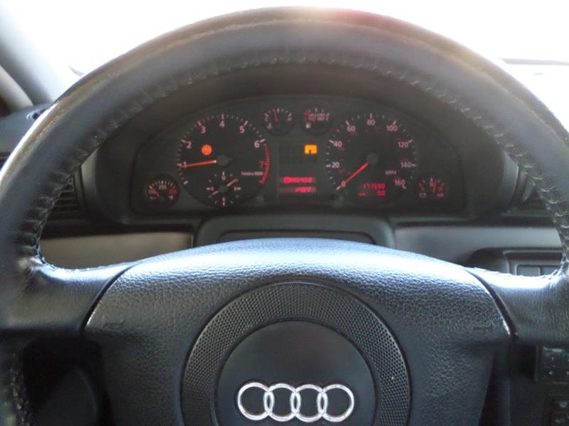 1999 Audi A4 AWD 4dr 1.8T quattro Turbo Sedan - Waterbury CT