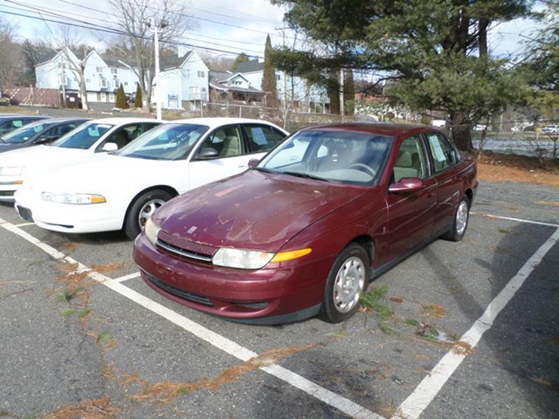 2000 Saturn L Series Ls1 4dr Sedan In Waterbury Ct Apple Auto