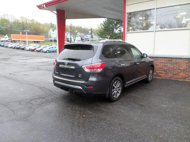 2014 Nissan Pathfinder 4x4 SL 4dr SUV - Waterbury CT