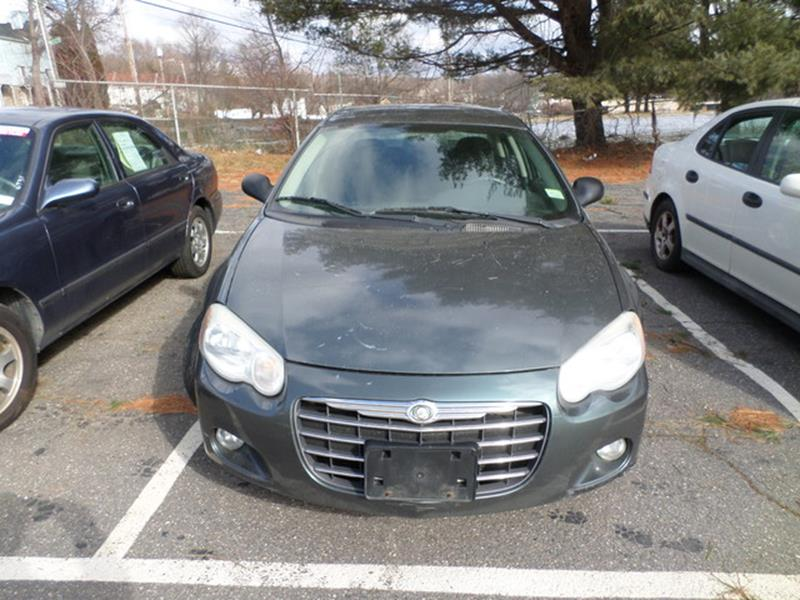 2004 Chrysler Sebring LXi - Waterbury CT