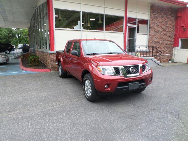 2014 Nissan Frontier 4x4 SV 4dr Crew Cab 5 ft. SB Pickup 5A - Waterbury CT