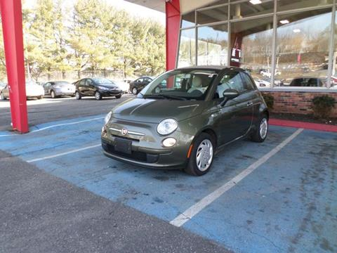 2012 FIAT 500c for sale in Waterbury, CT
