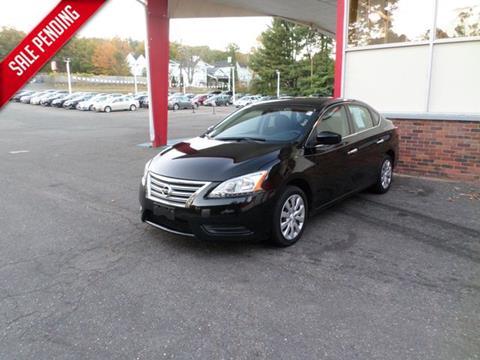 2013 Nissan Sentra for sale in Waterbury, CT