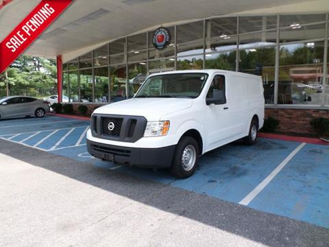 2016 Nissan NV Cargo for sale in Waterbury, CT