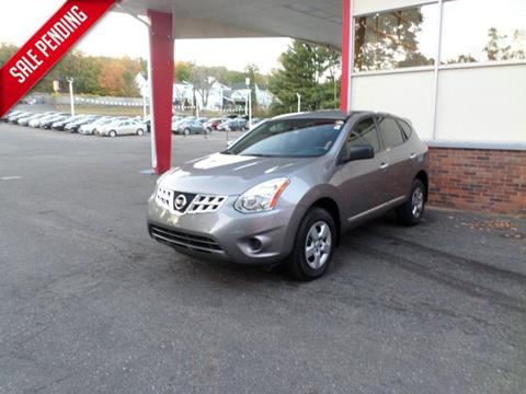 2013 Nissan Rogue for sale in Waterbury, CT