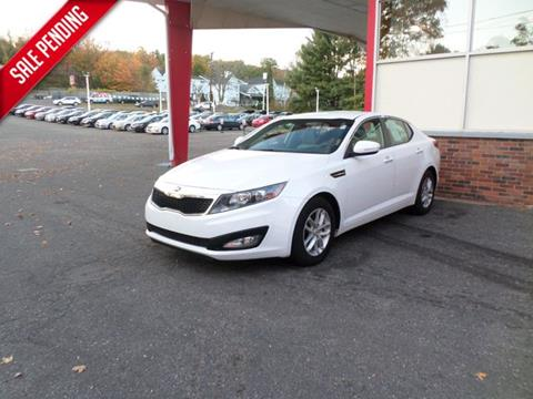 2013 Kia Optima for sale in Waterbury, CT