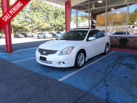 2011 Nissan Altima for sale in Waterbury, CT