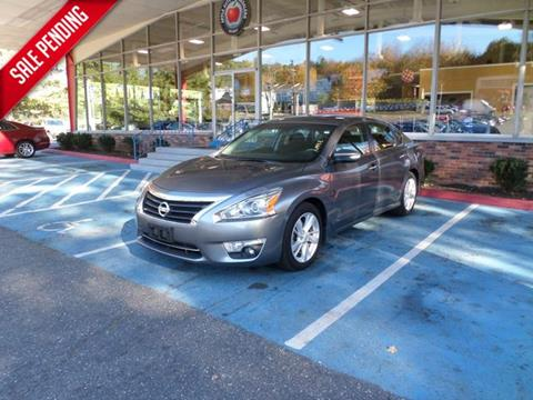 2015 Nissan Altima for sale in Waterbury, CT