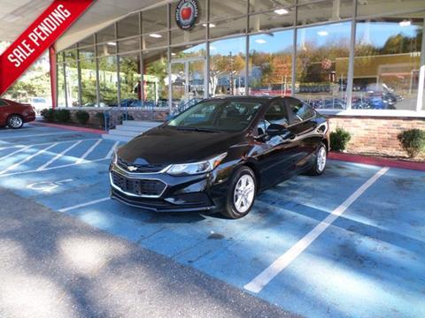 2016 Chevrolet Cruze for sale in Waterbury, CT