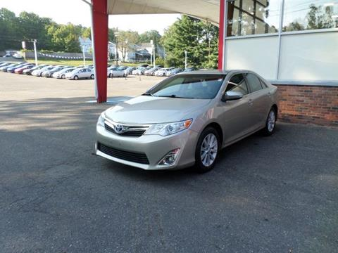 2014 Toyota Camry Hybrid for sale in Waterbury, CT