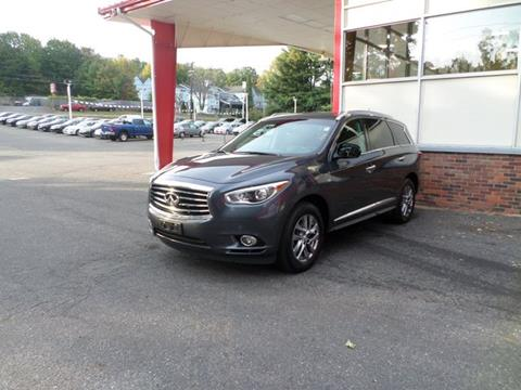 2014 Infiniti QX60 for sale in Waterbury, CT