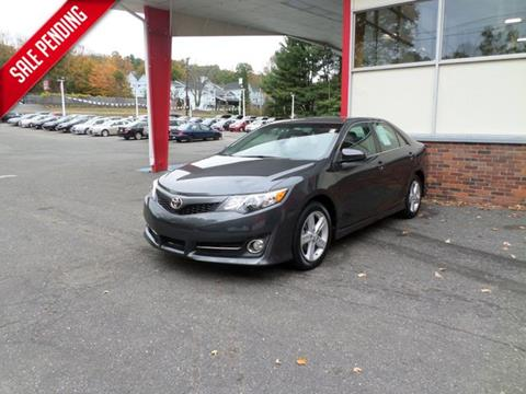 2014 Toyota Camry for sale in Waterbury, CT