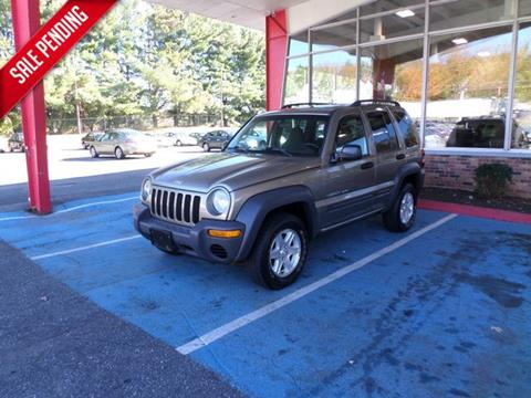 2003 Jeep Liberty for sale in Waterbury, CT