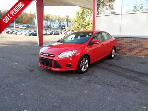 2014 Ford Focus for sale in Waterbury, CT