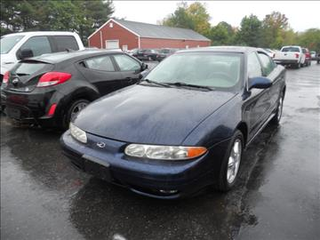2001 Oldsmobile Alero for sale in Waterbury, CT