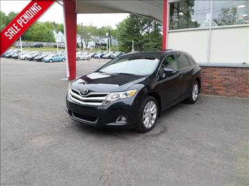 2015 Toyota Venza for sale in Waterbury, CT