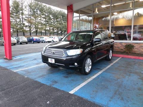 2010 Toyota Highlander Hybrid For Sale In Waterbury, CT