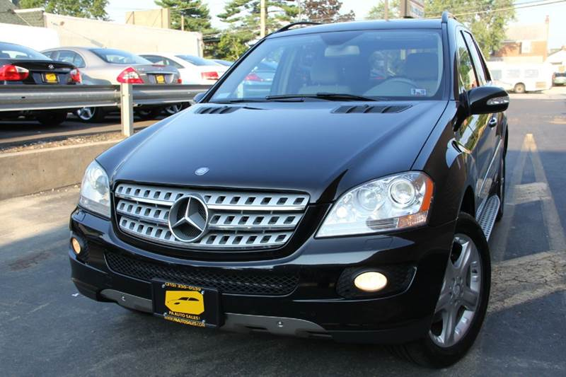 Mercedes benz m class for sale in philadelphia pa for Mercedes benz erie pa